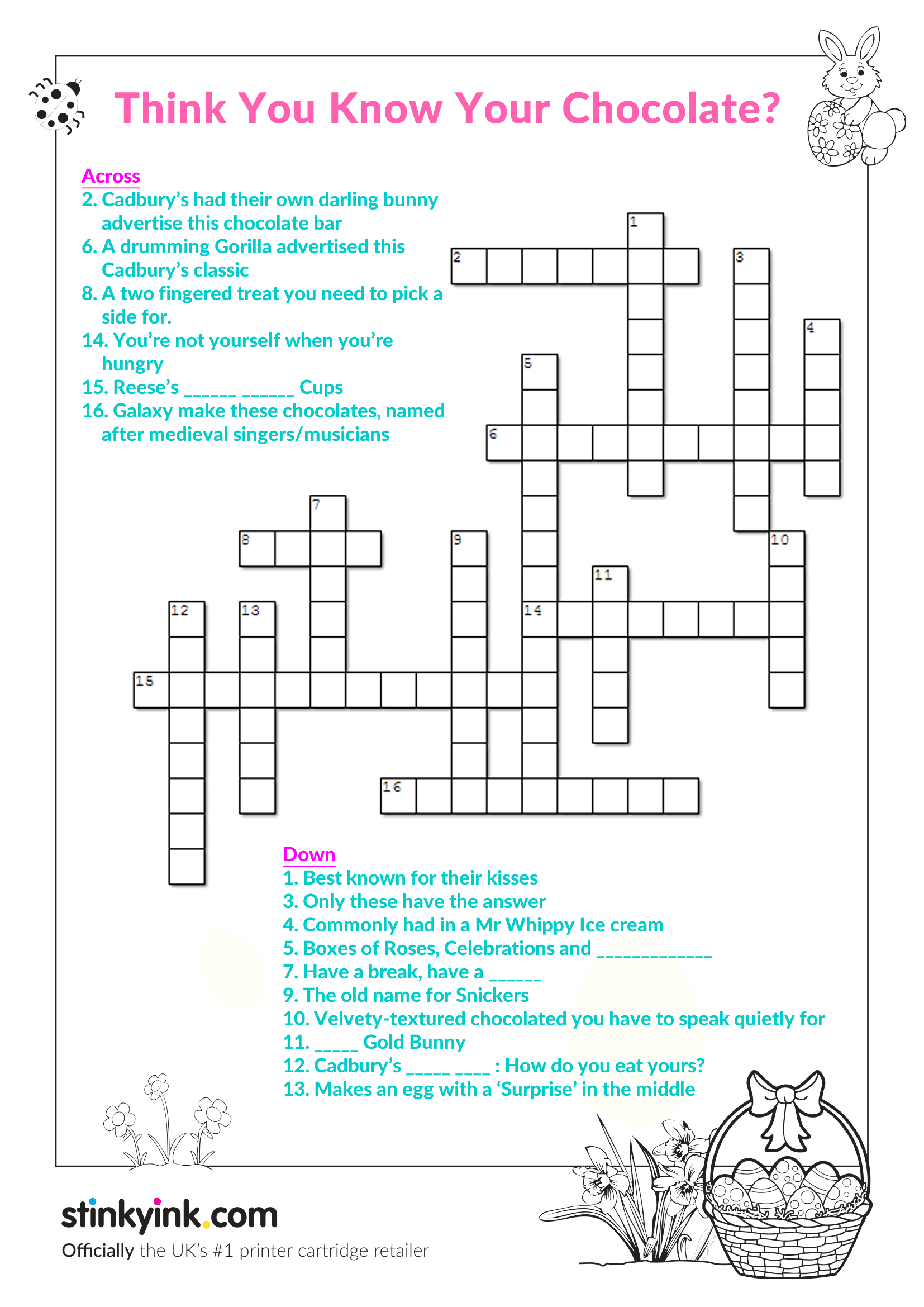 Kitchen Utensils Crossword Activity 1 Answers English