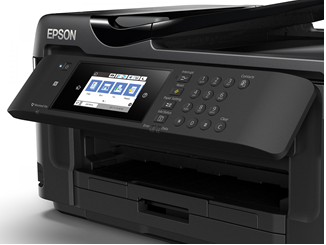 Epson Workforce WF-7710DWF Printer Review